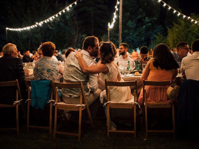 La boda de David y María en Horche, Guadalajara 68