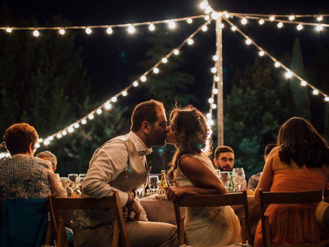 La boda de David y María en Horche, Guadalajara 69