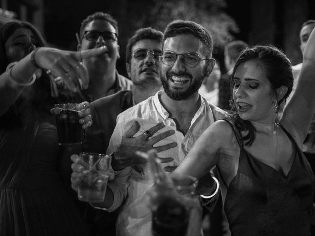La boda de David y María en Horche, Guadalajara 74