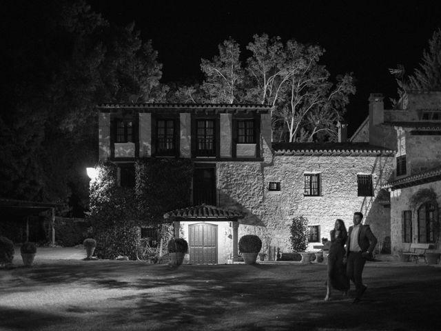 La boda de David y María en Horche, Guadalajara 75