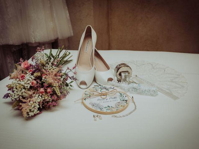 La boda de Pablo y Rocio en Salamanca, Salamanca 5