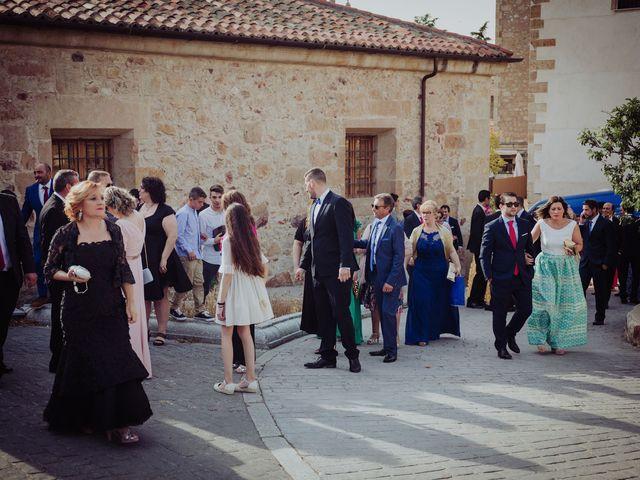La boda de Pablo y Rocio en Salamanca, Salamanca 44