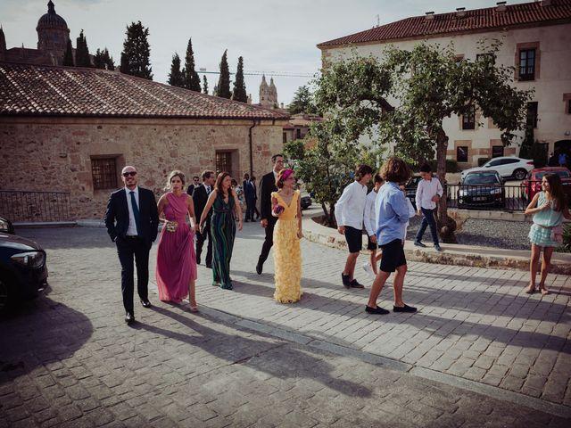 La boda de Pablo y Rocio en Salamanca, Salamanca 46