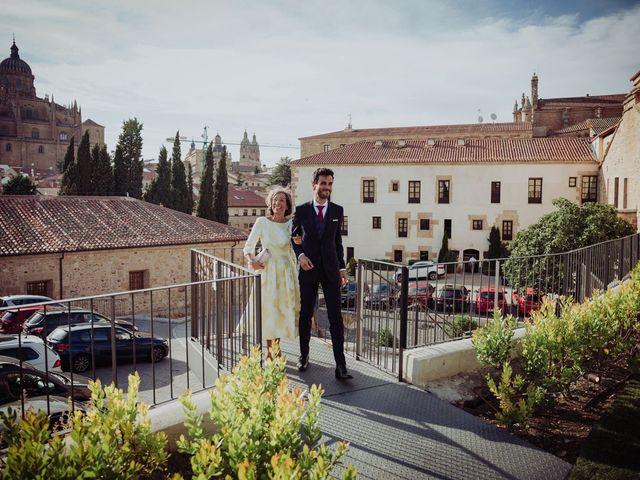 La boda de Pablo y Rocio en Salamanca, Salamanca 47