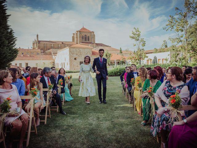 La boda de Pablo y Rocio en Salamanca, Salamanca 49