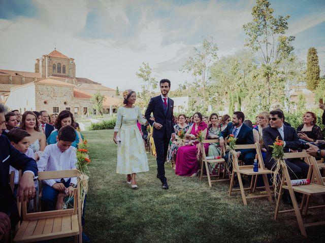 La boda de Pablo y Rocio en Salamanca, Salamanca 50