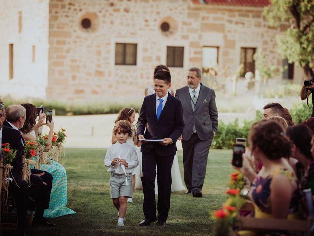 La boda de Pablo y Rocio en Salamanca, Salamanca 52