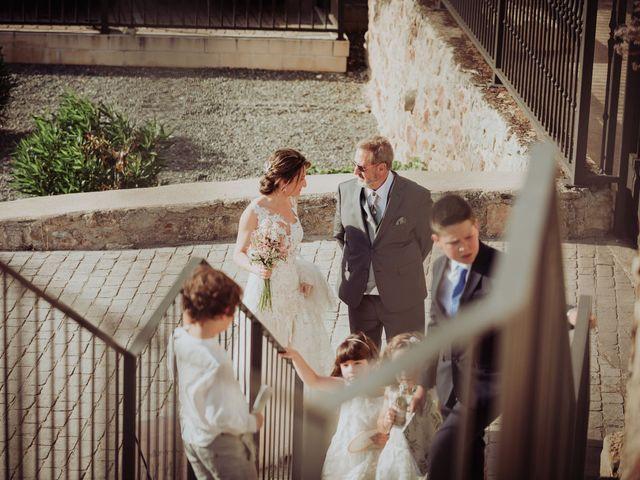 La boda de Pablo y Rocio en Salamanca, Salamanca 53