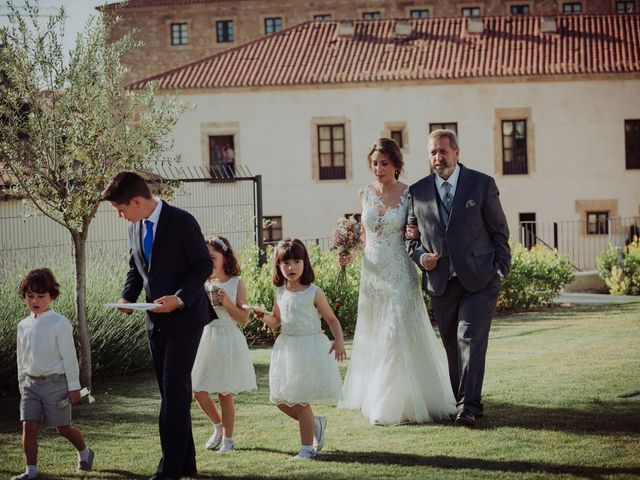 La boda de Pablo y Rocio en Salamanca, Salamanca 54