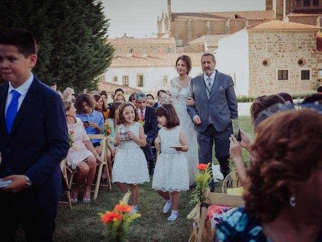 La boda de Pablo y Rocio en Salamanca, Salamanca 55