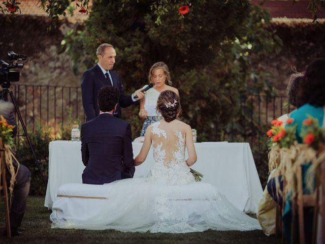 La boda de Pablo y Rocio en Salamanca, Salamanca 57