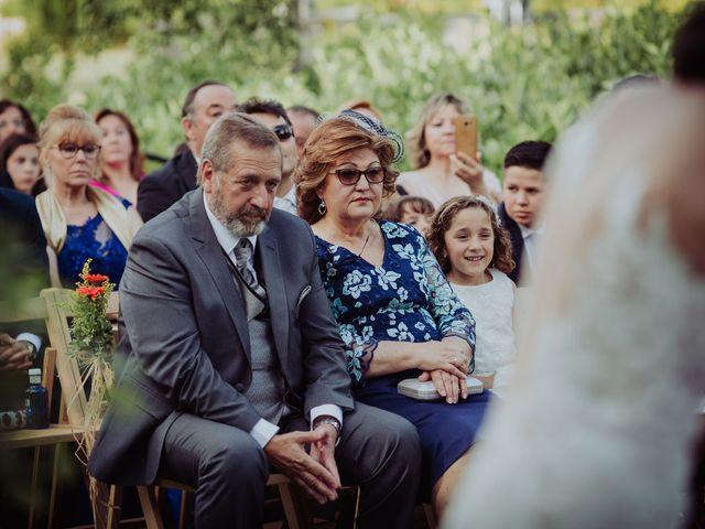 La boda de Pablo y Rocio en Salamanca, Salamanca 72