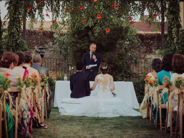La boda de Pablo y Rocio en Salamanca, Salamanca 86