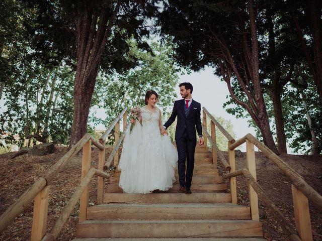 La boda de Pablo y Rocio en Salamanca, Salamanca 112