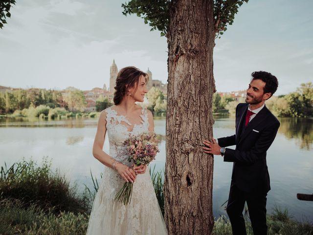 La boda de Pablo y Rocio en Salamanca, Salamanca 116