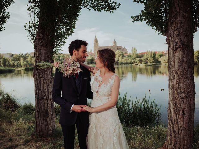 La boda de Pablo y Rocio en Salamanca, Salamanca 117