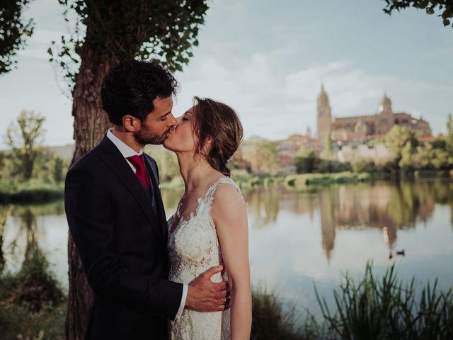 La boda de Pablo y Rocio en Salamanca, Salamanca 118