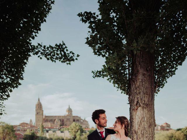 La boda de Pablo y Rocio en Salamanca, Salamanca 119