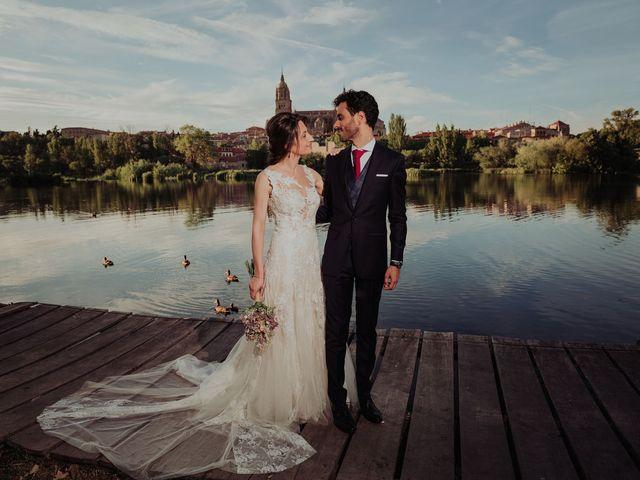 La boda de Pablo y Rocio en Salamanca, Salamanca 120