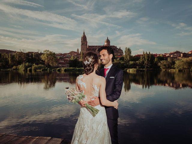 La boda de Pablo y Rocio en Salamanca, Salamanca 122