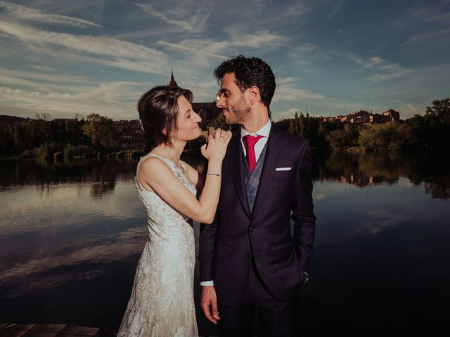 La boda de Pablo y Rocio en Salamanca, Salamanca 123