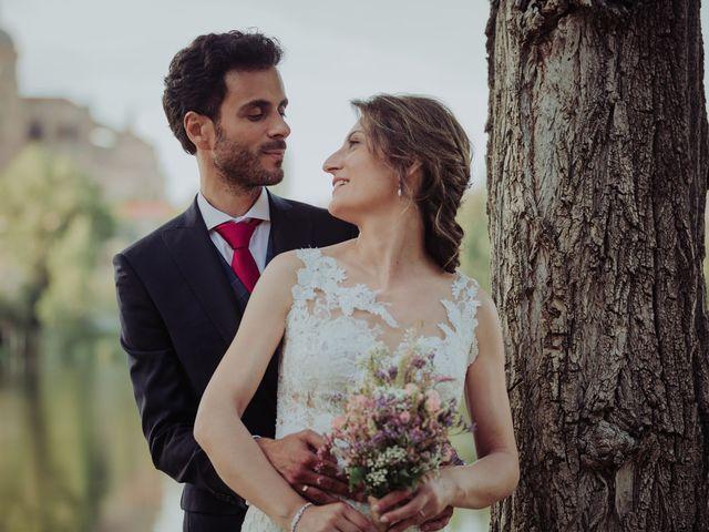 La boda de Pablo y Rocio en Salamanca, Salamanca 124