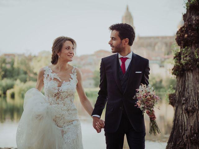 La boda de Pablo y Rocio en Salamanca, Salamanca 125