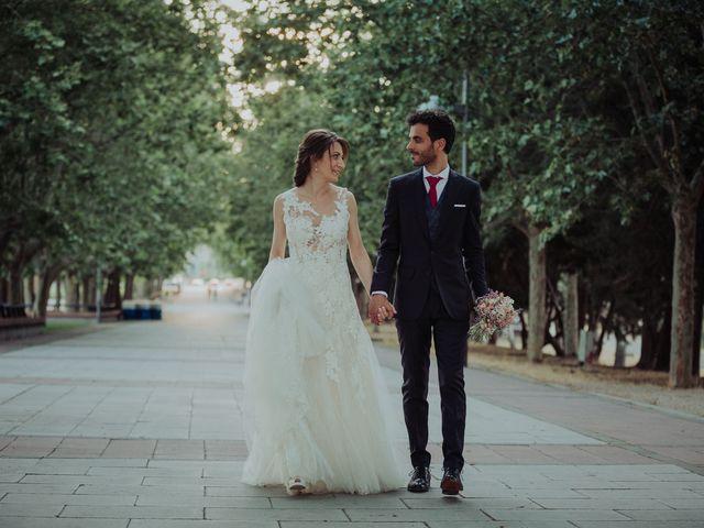 La boda de Pablo y Rocio en Salamanca, Salamanca 128