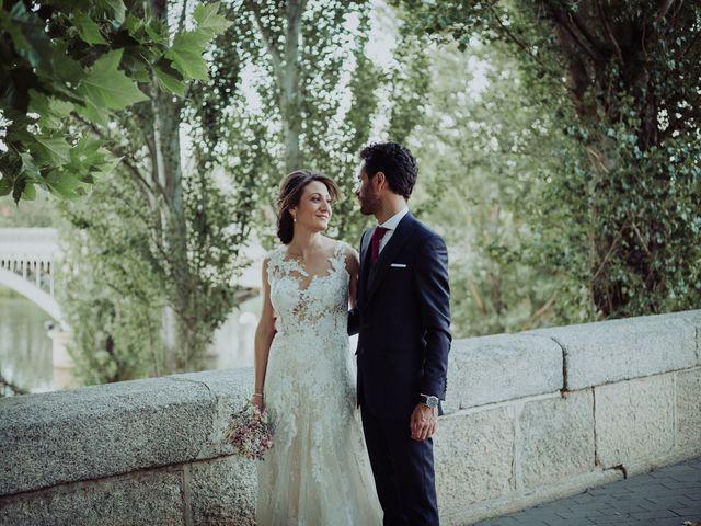 La boda de Pablo y Rocio en Salamanca, Salamanca 129