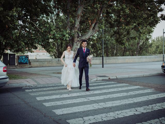 La boda de Pablo y Rocio en Salamanca, Salamanca 131