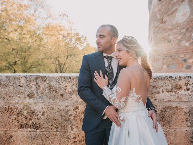 La boda de Estefanía y Manolo