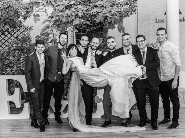 La boda de Jose Miguel y Esther en Getafe, Madrid 43