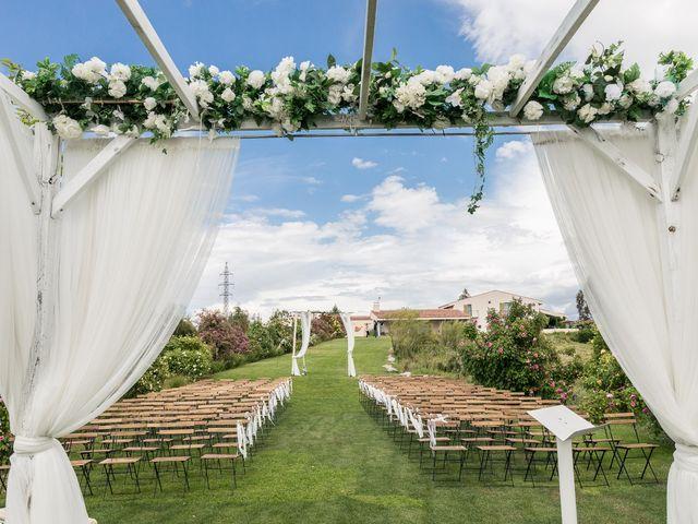 La boda de Javi y Sara en San Agustin De Guadalix, Madrid 4