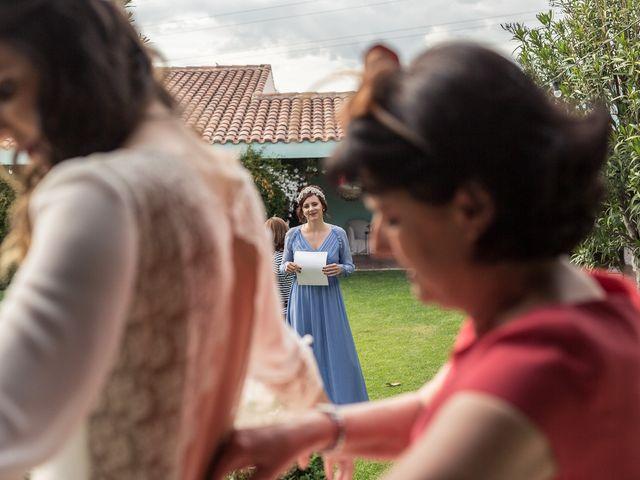 La boda de Javi y Sara en San Agustin De Guadalix, Madrid 17