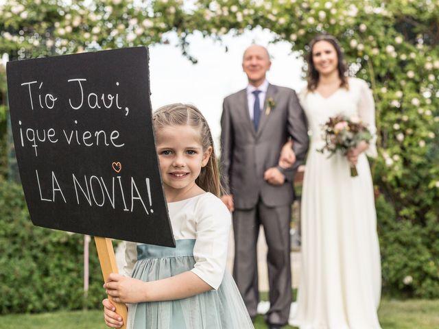 La boda de Javi y Sara en San Agustin De Guadalix, Madrid 24