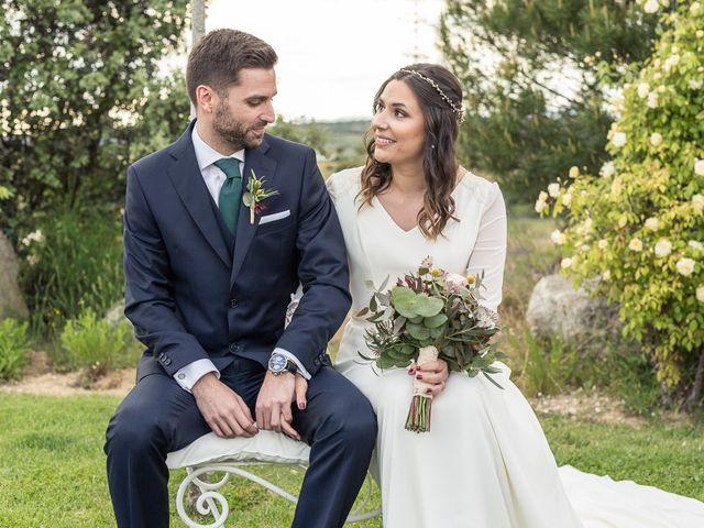 La boda de Javi y Sara en San Agustin De Guadalix, Madrid 25