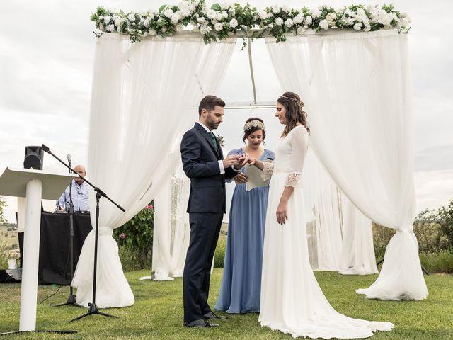 La boda de Javi y Sara en San Agustin De Guadalix, Madrid 30