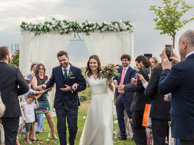 La boda de Javi y Sara en San Agustin De Guadalix, Madrid 32