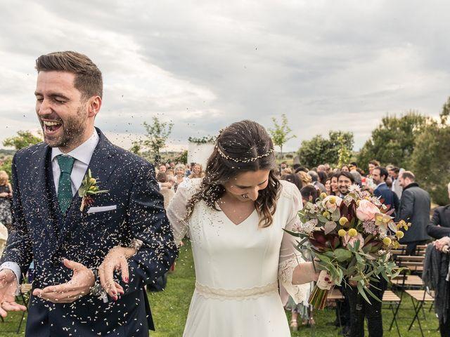 La boda de Javi y Sara en San Agustin De Guadalix, Madrid 34