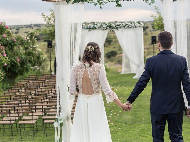 La boda de Javi y Sara en San Agustin De Guadalix, Madrid 35