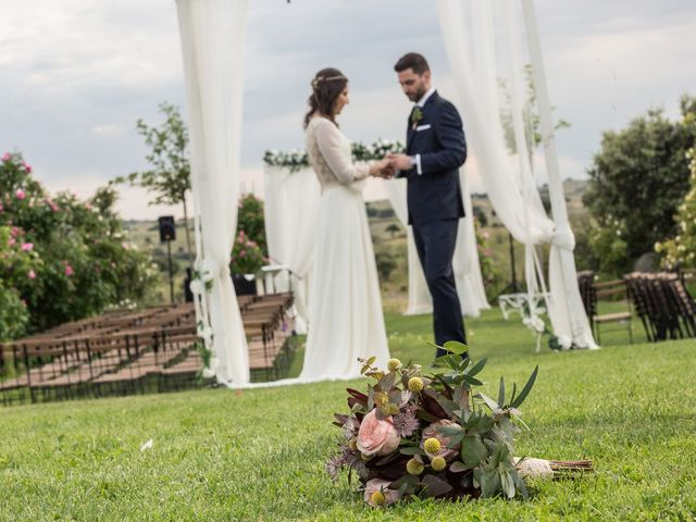 La boda de Javi y Sara en San Agustin De Guadalix, Madrid 36