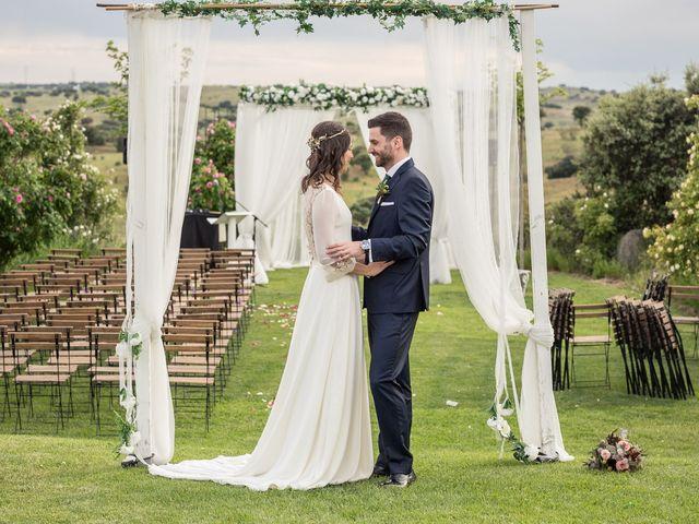La boda de Javi y Sara en San Agustin De Guadalix, Madrid 37