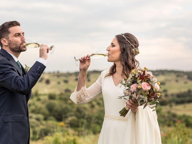 La boda de Javi y Sara en San Agustin De Guadalix, Madrid 38
