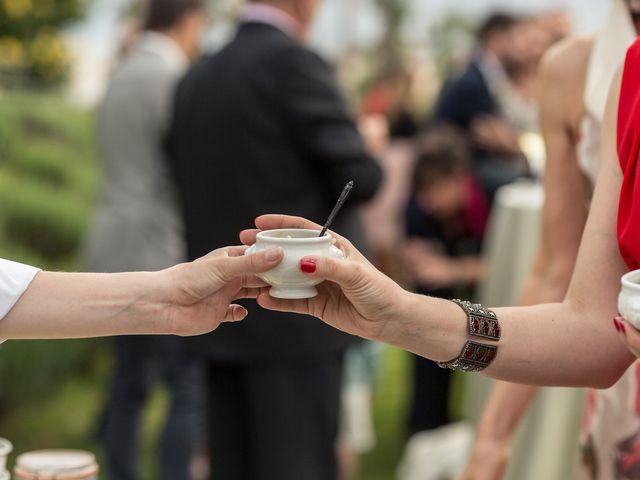 La boda de Javi y Sara en San Agustin De Guadalix, Madrid 40
