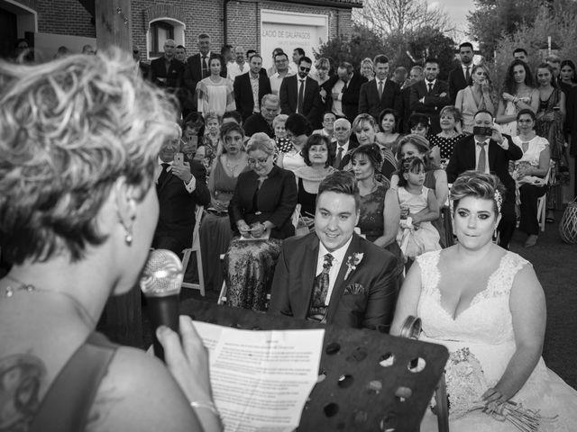 La boda de Tamara y Julian en Galapagos, Guadalajara 2