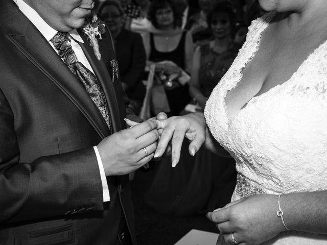 La boda de Tamara y Julian en Galapagos, Guadalajara 5