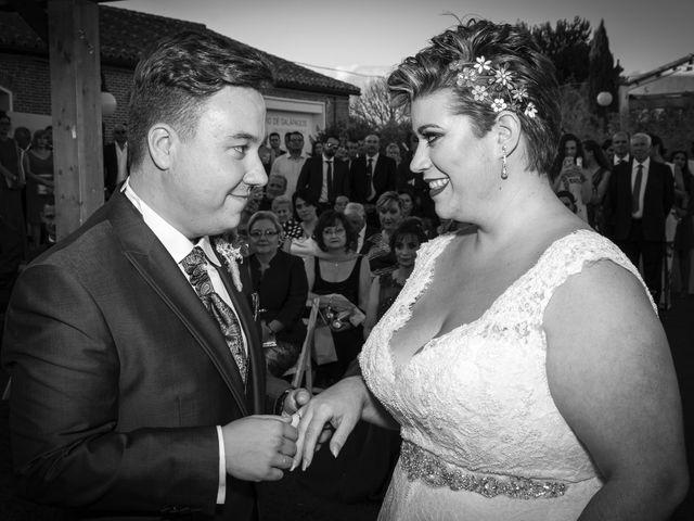 La boda de Tamara y Julian en Galapagos, Guadalajara 8