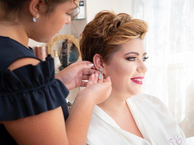 La boda de Tamara y Julian en Galapagos, Guadalajara 10