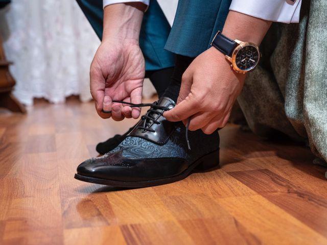 La boda de Tamara y Julian en Galapagos, Guadalajara 17