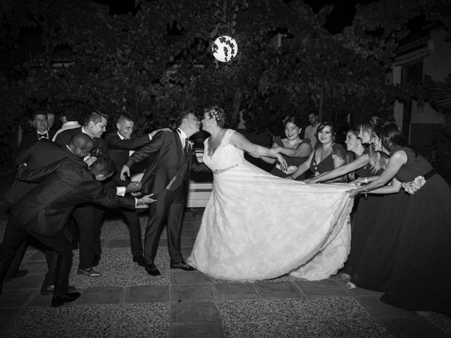 La boda de Tamara y Julian en Galapagos, Guadalajara 22